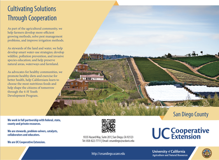 UCCE Brochure